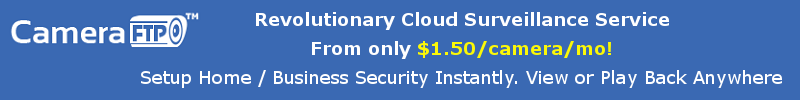 Leading Cloud Surveillance and Storage Service